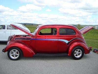 1937 ford slant back 2 door sedan american iron for 1937 ford 2 door slant back