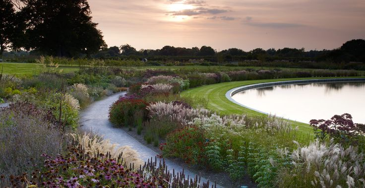 The Bicentenary Glasshouse Garden, Wisley < Landscapes open to the public | Tom Stuart-Smith