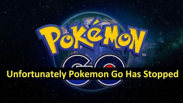 "Top Trick For PC: ""UNFORTUNATELY, POKÉMON GO HAS STOPPED"" ERROR FIXE... #pokemongotips"