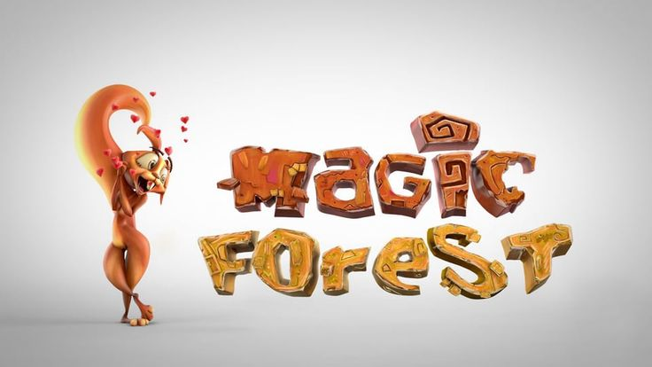 Magic Forest - the Squirrel on Vimeo
