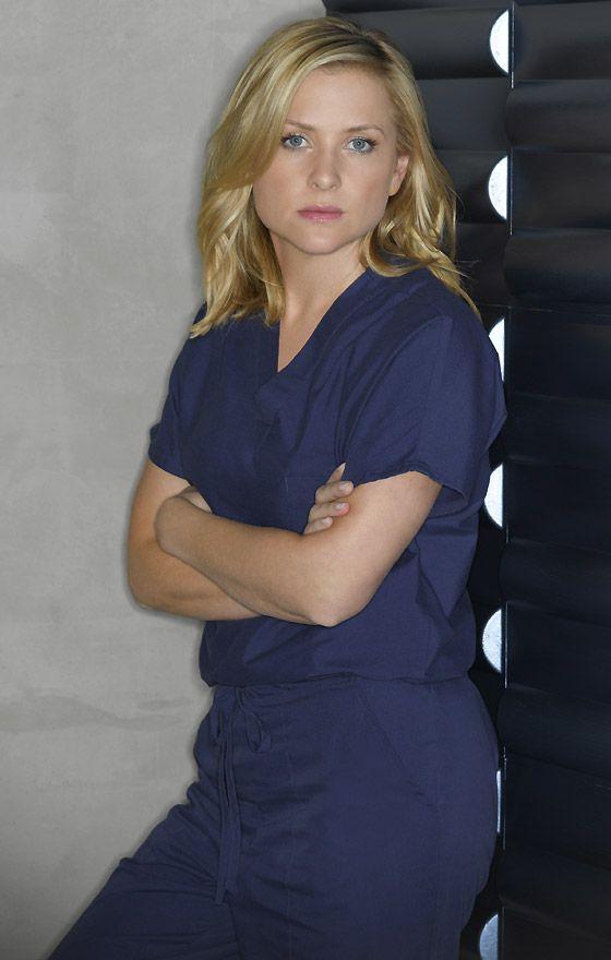 jessica capshaw   Jessica Capshaw dans le rôle du Dr Arizona Robbins