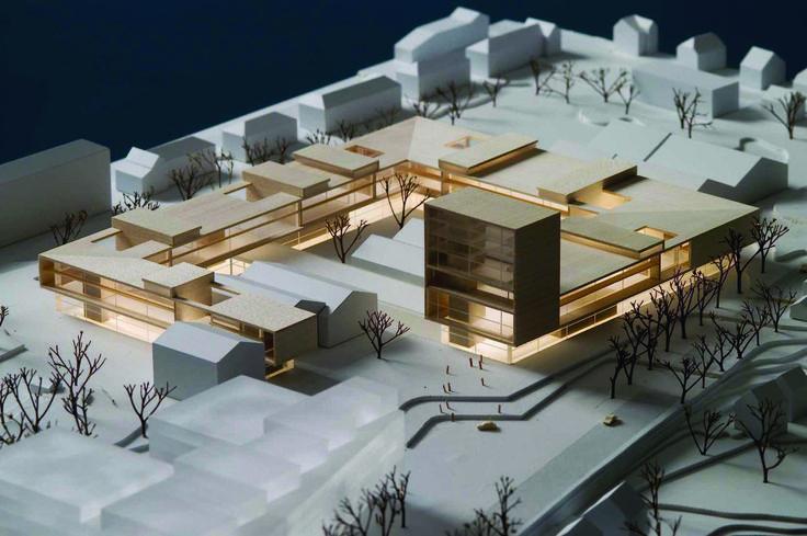 Galería - Universidad de Bergen / Cubo Arkitekter + HLM Arkitektur - 15