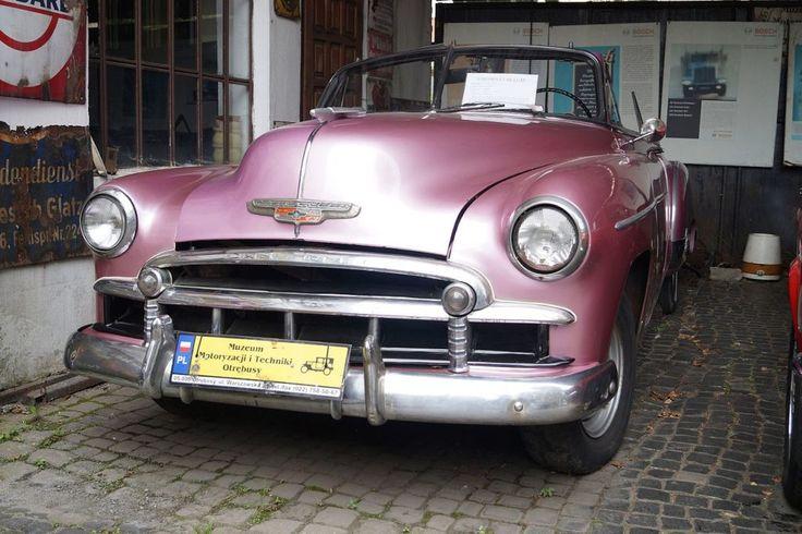 Dla fanów samochodów – Muzeum Motoryzacji i Techniki w #car #museum #automotive