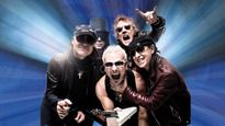 Scorpions and Queensryche on May 9.2016 at the Grand Ole Opry