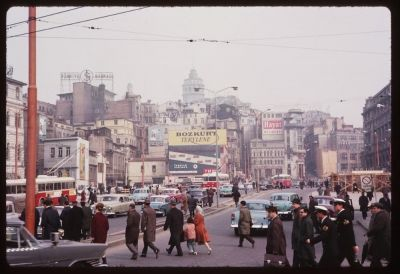 Foto's: Istanbul in 1965