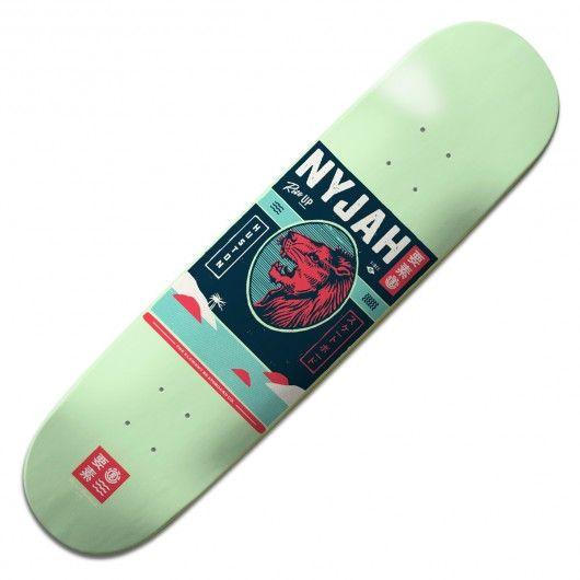 ELEMENT Cover planche pro modèle Nyjah Huston 8 pouces 67,00 € #skate #skateboard #skateboarding #streetshop #skateshop @playskateshop