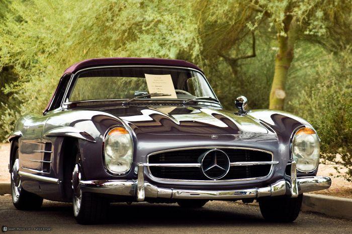 1957 MERCEDES 300 SL ROADSTER