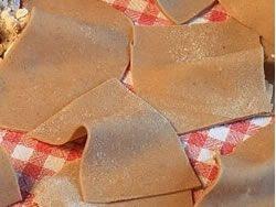 La lasagne bastade di castagne