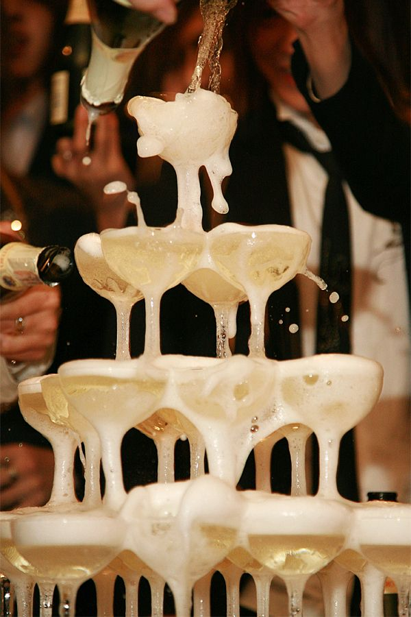Champagne Physics–or What Science Can Tell You About Drinking Your Bubbly