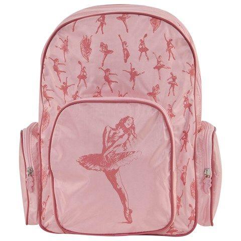 Bloch Ballerina Backpack   AlexandAlexa