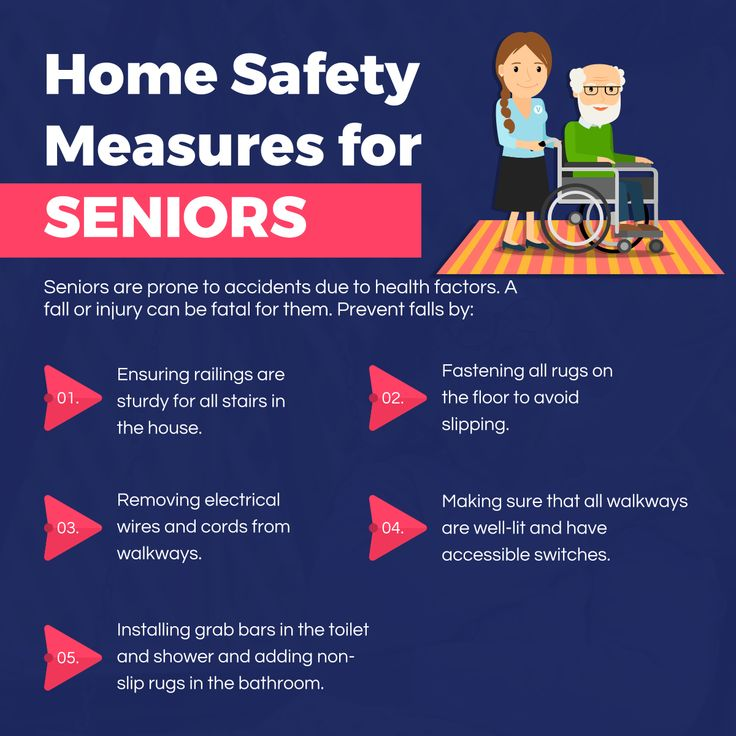 Home safety measures for seniors homesafety seniors