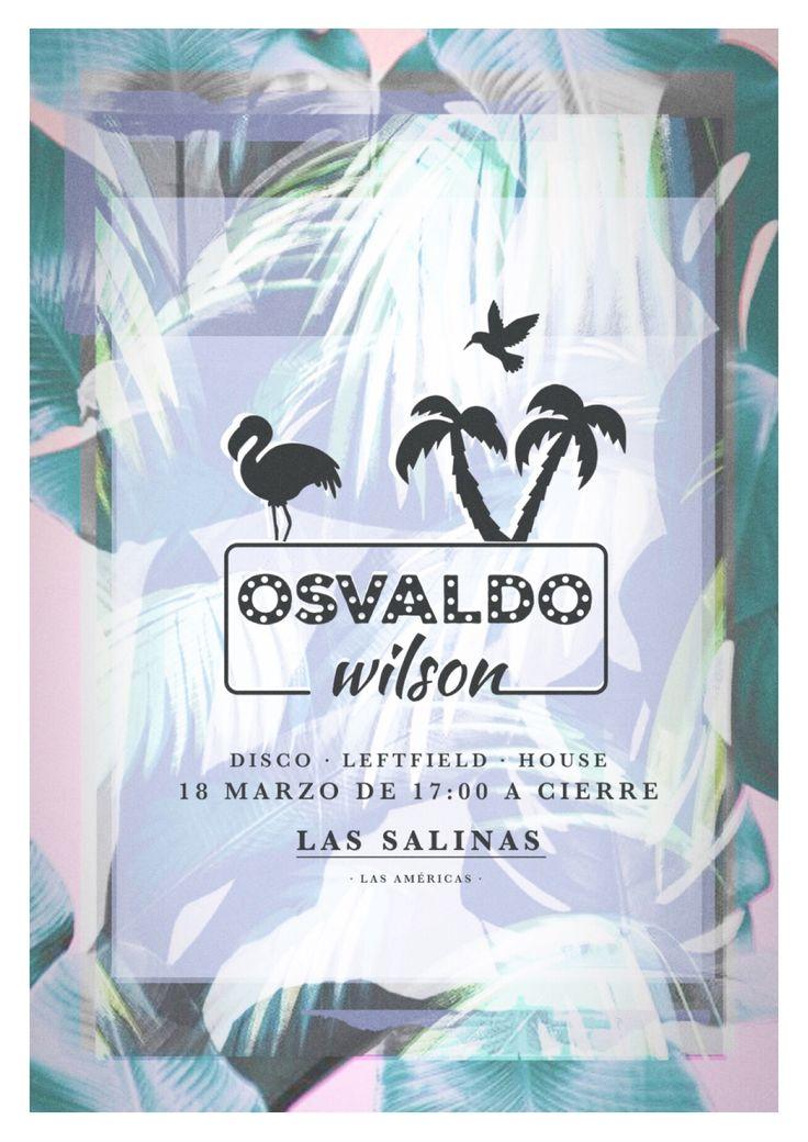 Osvaldo Wilson - las salinas