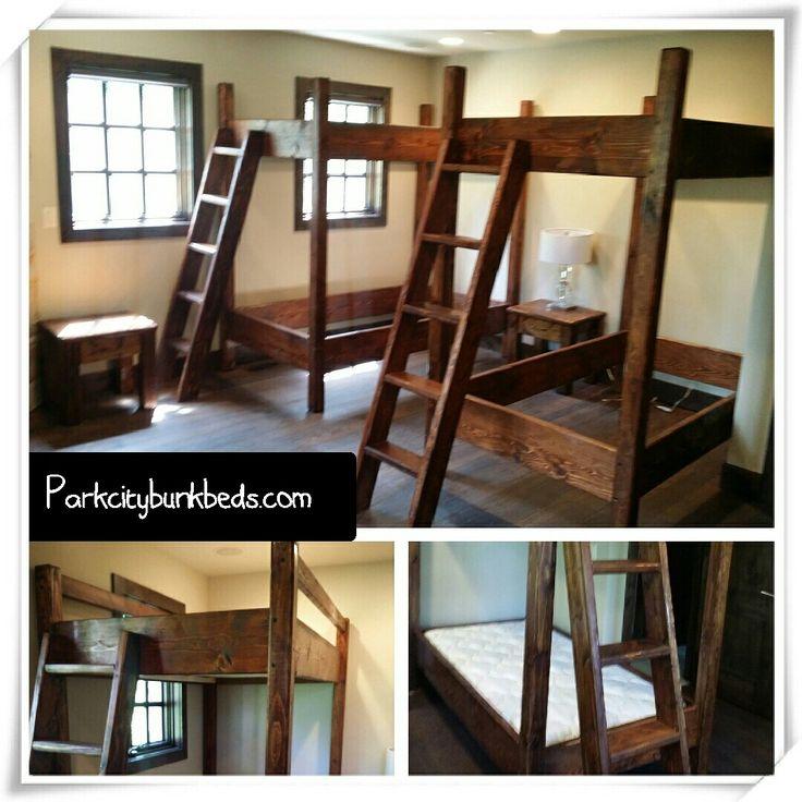 18 best queen bunk beds images on pinterest