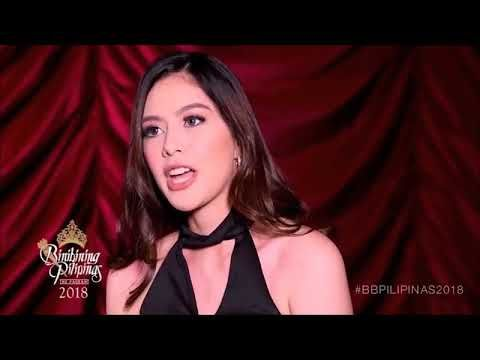 BINIBINI #1 VICKY RUSHTON INTERVIEW -  Ranked By Pageant Guru's To Win O...