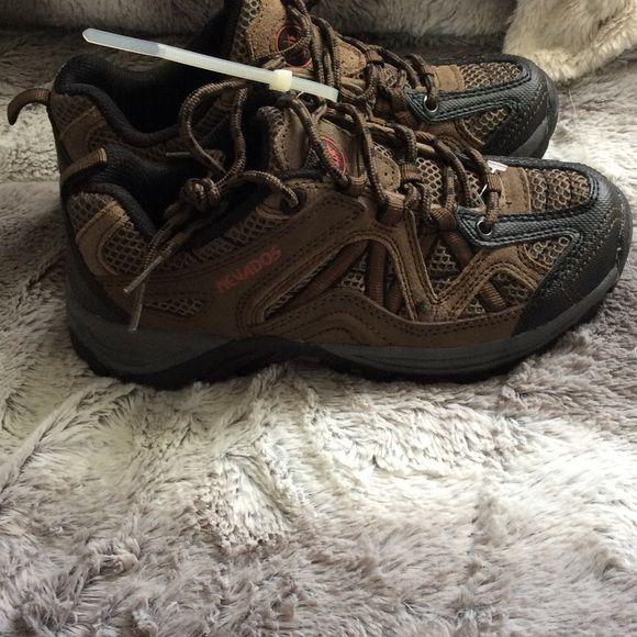 Nevados Hiking Shoe Brand New  NWOT These are are great pair of Hiking Shoes. There brand new never worn. I believe there also WaterProof. Nevados Shoes Sneakers