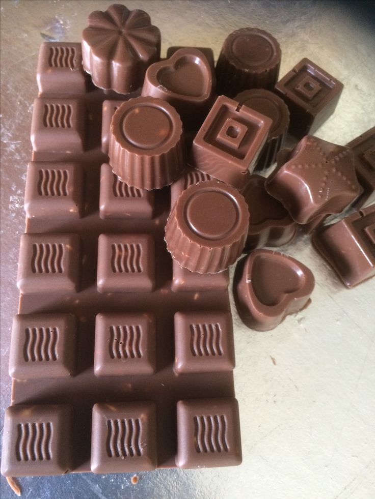 Nutty choc #sweetremembrances