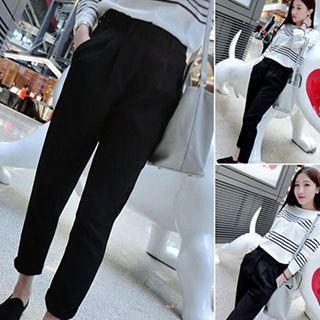 Buy Zzang Girls Baggy Dress Pants at YesStyle.ca! Quality products at remarkable prices. FREE SHIPPING to Canada on orders over CA$ 45.