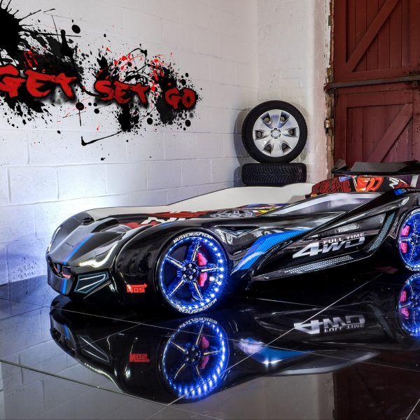 Car Beds | Kids Racing Car Beds with Lights and Sounds