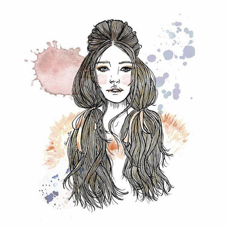 verusveteris: Watercolor Ilustration