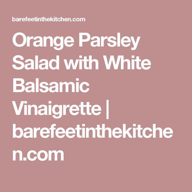 Best 25+ White balsamic vinaigrette ideas on Pinterest ...