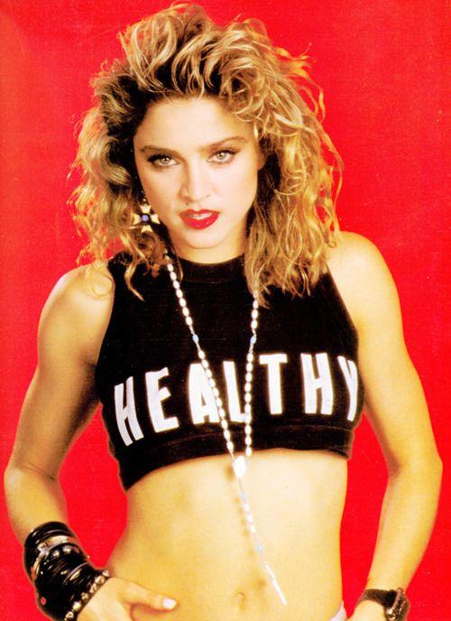 """PY GEAR™: Madonna """"HEALTHY"""" shirt"""
