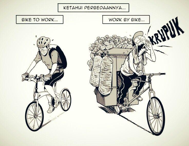 Bike To Work ↔ Work By Bike