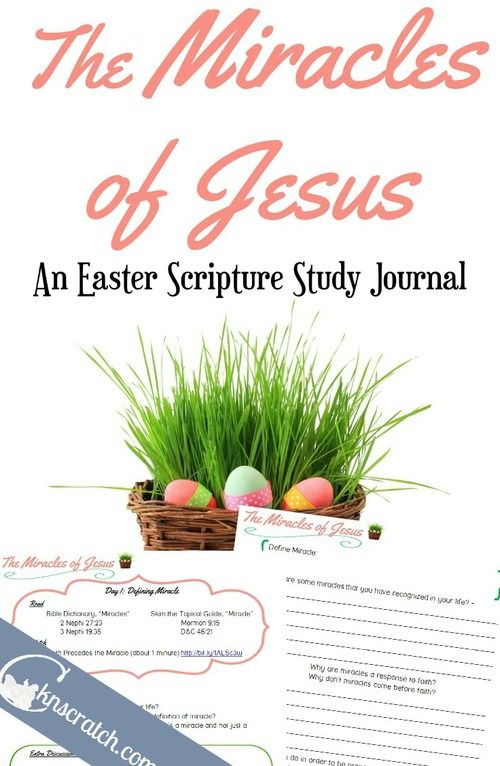 Bible study on the resurrection of jesus