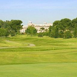 Das Sheraton Golf Parco de'Medici Hotel & Resort in Rom