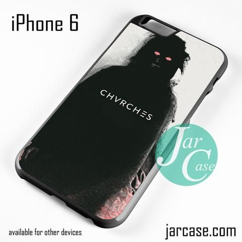 Cover Chvrches Phone case for iPhone 6 and other iPhone devices