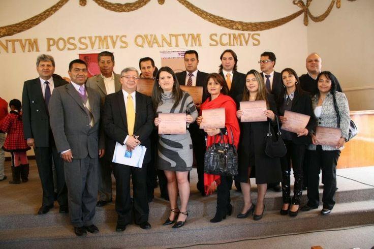 Qhapaq Ñan - Colombia / Grados diplomado en Gestión para la Conservación del Qhapaq Ñan