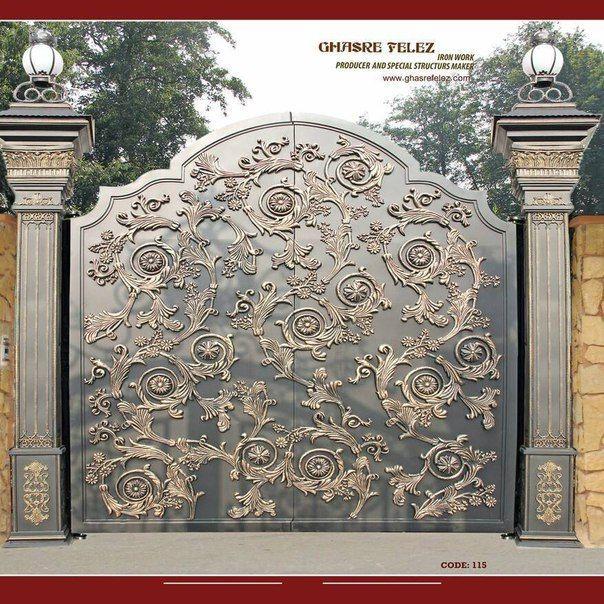 Техноковка. Кованые ворота, заборы и не только!