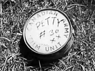 "Sergeant Gordon D. Petty. ""XX"" stands for Kodak Super XX film, the standard film for the CFPU."