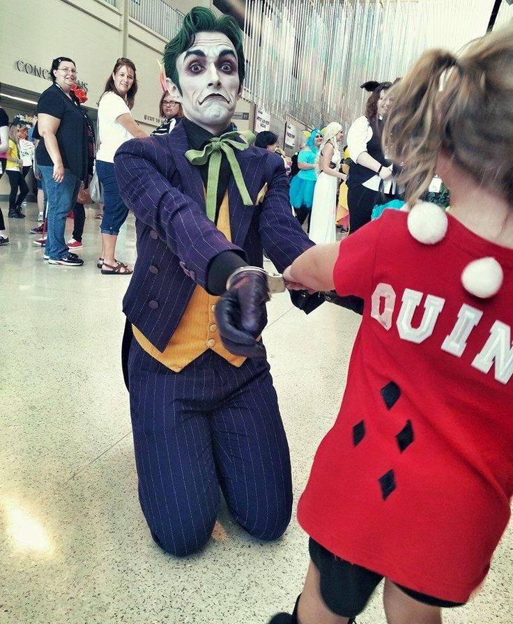Harley's Joker has been captured by Mini Quinn!