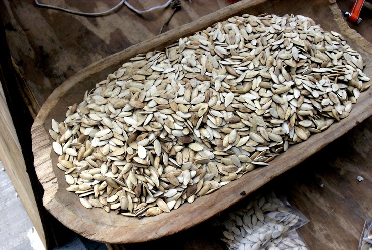 mexican style pumpkin seeds