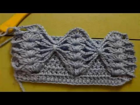 Crochet stitches| Free |Simplicity Patterns|155 - YouTube