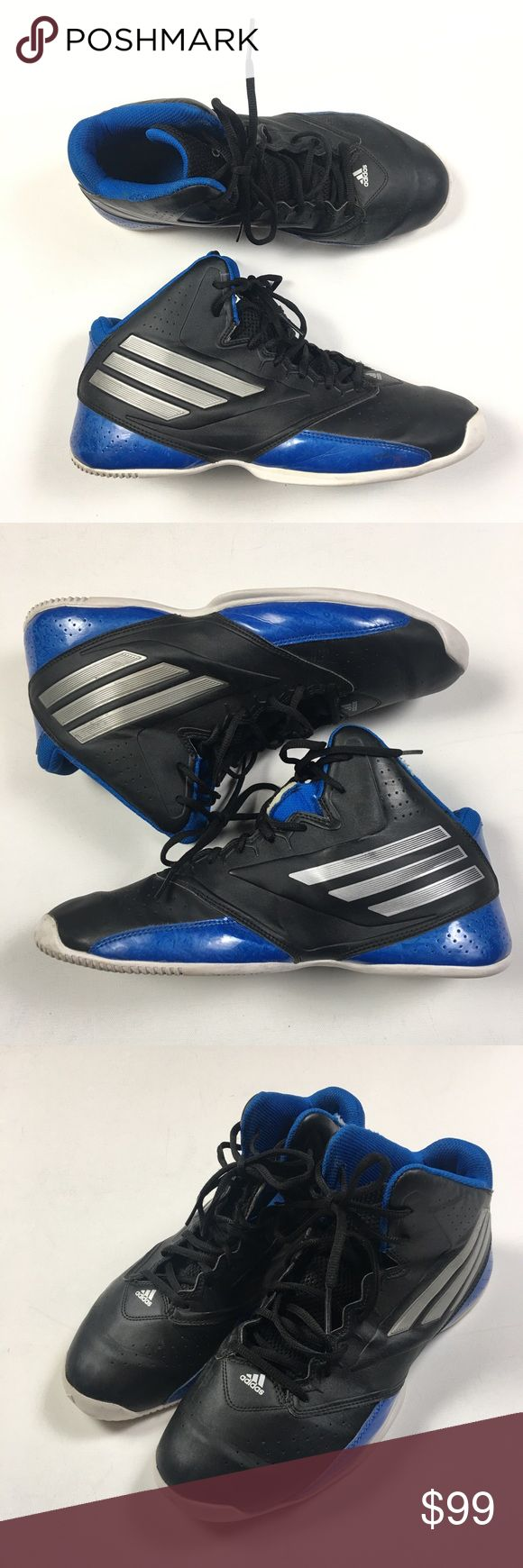Adidas Basketball Shoe Sz 11 A66 Good condition. adidas Shoes Athletic Shoes