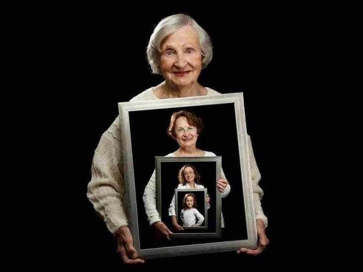 Familienfoto mal anders  Dekoideen  Foto bilderrahmen