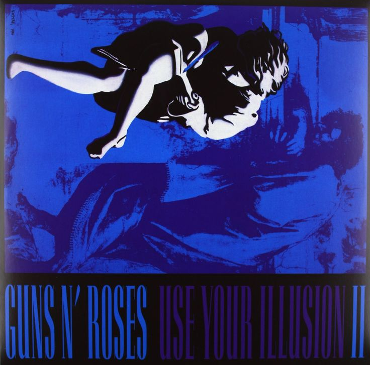 Use Your Illusion II (Back-To-Black-Serie) [Vinyl LP] - Guns N' Roses: Amazon.de: Musik