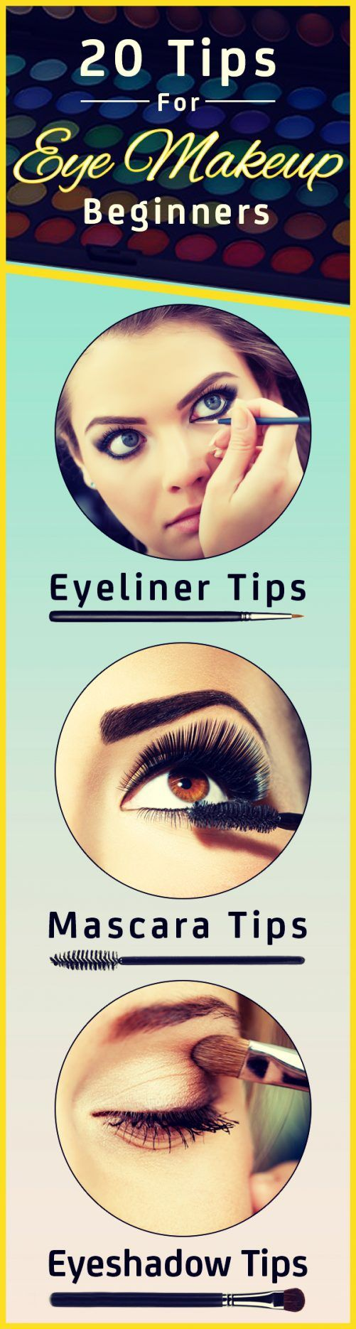 20 Tips for eye makeup beginners 01