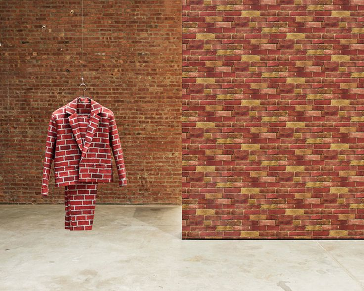 turner prize 2016 shortlist revealed: 'brick suit', 2010 by anthea hamilton