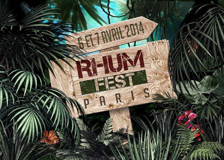 Rhum Fest Paris Les 6 et 7 avril 2014 au Parc Floral de Paris. Venez vous perdre avec nous dans la jungle du rhum. Le Rhum Fest 2014 sera placé sous le signe de l'exubérance végétale. L' ambition des organisateurs est de nous plonger dans un dépaysement...