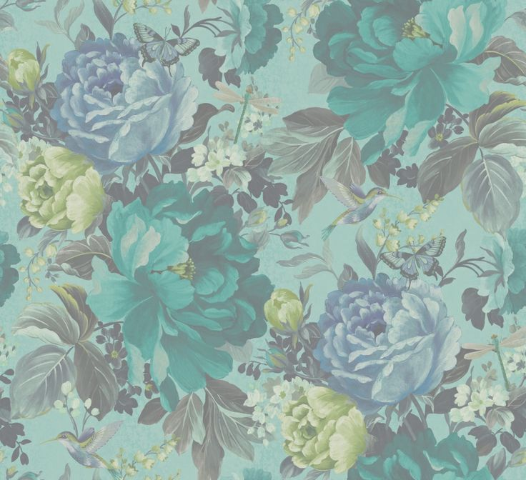 Dianthus wallpaper in Breeze from the 'Shade Wilder' collection by Arthouse. Available exclusively in New Zealand through Guthrie Bowron.