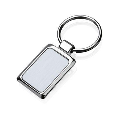 LLAVERO SILVER REF:LAG-103   Llavero Metálico. Tipo de Producto: IMPORTADO. Medidas: 4.5 cm largo x 2 cm ancho. Área de Marca: 2.3 cm x 1.5 cm. Técnica de Marca: Láser / Pantografía. Colores Disponibles: Silver.