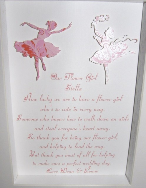 Unusual Wedding Gift Poems : Unique and Beautiful Wedding Party Gifts and Keepsakes Personalised ...