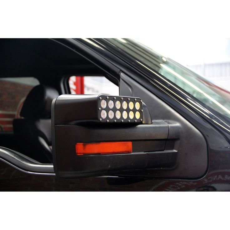 Oracle Lighting Off Road Led Side Mirror Cap Pair F 150 2009 2014 F 150 Raptor 2010 2014 Truck Accessories Ford Ford F150 Accessories Ford Raptor Accessories