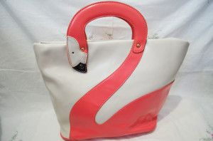 Flamingo Tote Bag, available in pink, teal and black.