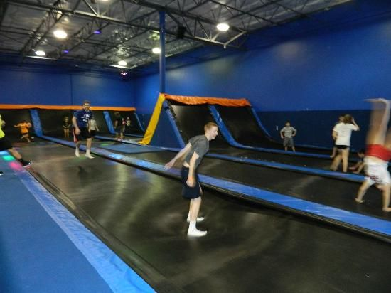 cosmic jump indoor trampoline park 12hr 26 minutes away houston pinterest indoor. Black Bedroom Furniture Sets. Home Design Ideas