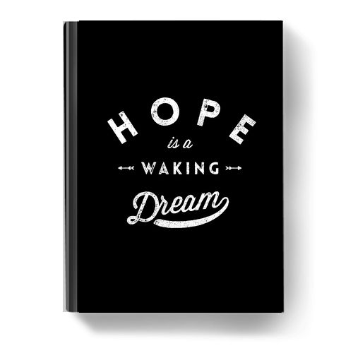 Hope is a Waking Dream dari Tees.co.id oleh KHAOS.ID