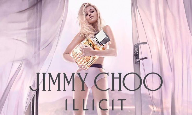 Jimmy Choo Illicit, il nuovo profumo femminile - Beautydea
