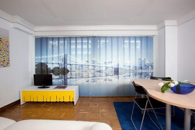 Cortinas verticales cortinadecor con vistas donde tu quieras.